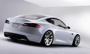 Tesla-newcar